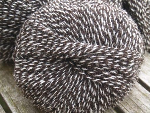 Tweedy Double Knit 50g in Dark or Light