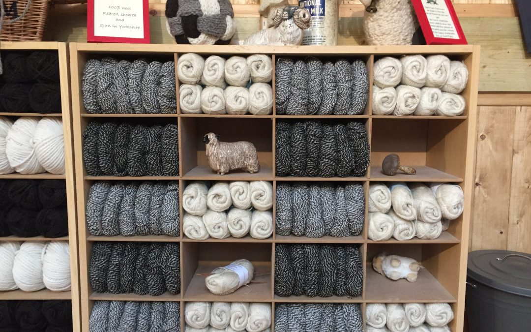 The Wool Loft is open